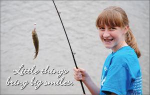 blog - little things bring big smiles